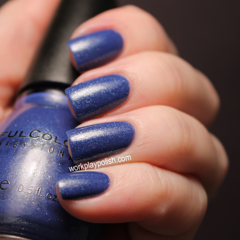 Sinful Colors Neptune (work / play / polish)