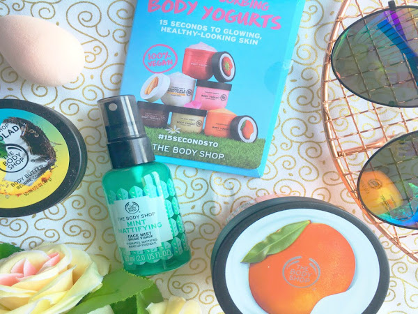 Perfect Summer Products From The Body Shop
