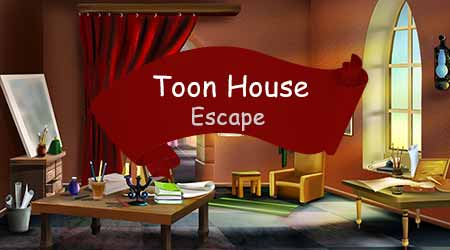 365Escape Toon House Esca…