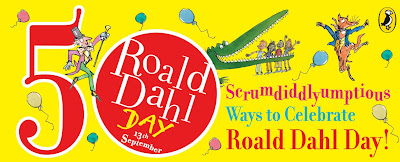 50 Scrumdiddlyumptious Ways to Celebrate Roald Dahl Day!