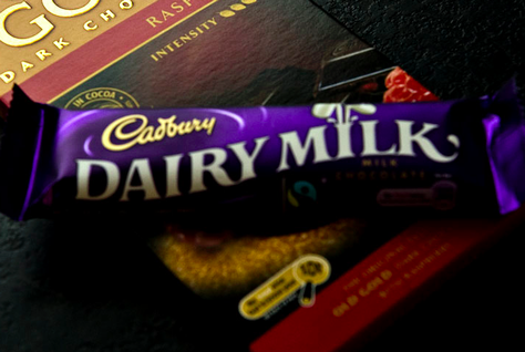 Cadbury Dairy Milk contains pork