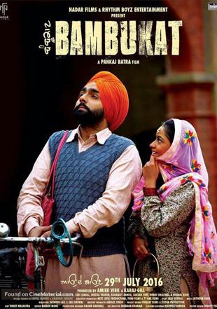 Bambukat 2016 Full Punjabi Movie Download HDRip 720p