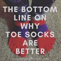 The Bottom Line on Why Toe Socks Are Better