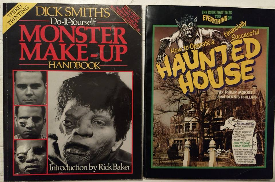 Wonderful wonderblog dick smiths do it yourself monster make up dick smiths do it yourself monster make up handbook how to operate a financially successful haunted house solutioingenieria Gallery