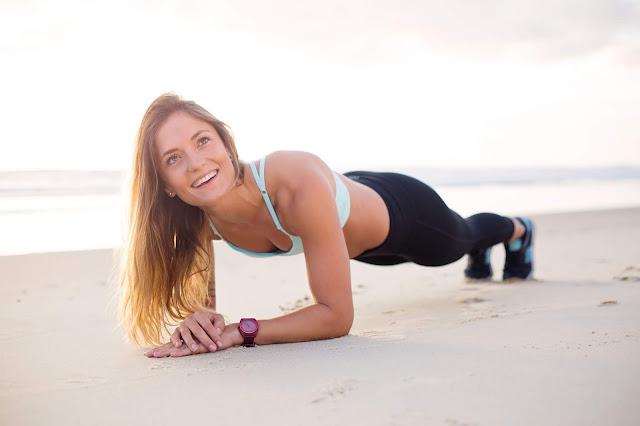 exercice de la planche, musculation des abdos et du ventre plat