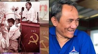 Andi Arief Tanya Dapat Apa dari Isu PKI, Warganet: Biar Ingat Pancasila mau Diganti Mirip RUU HIP