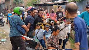 Polsek Medan Labuhan Berhasil Menangkap 2 Pengedar Narkoba di Bantaran Sungai Deli