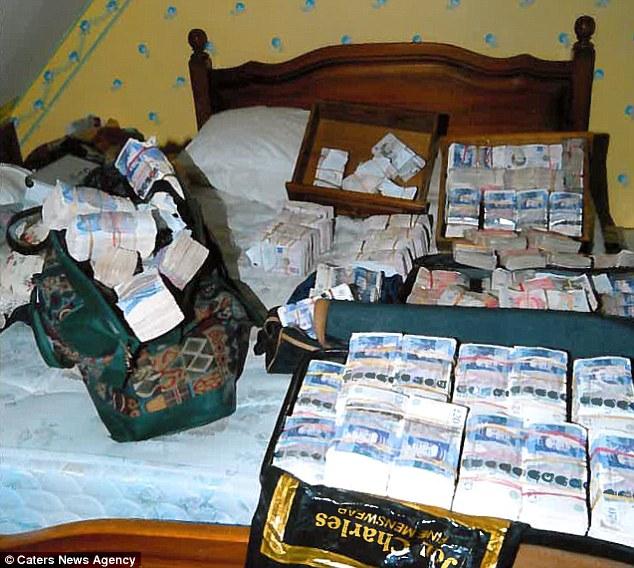 pablo escobar money room - photo #12