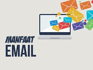 Manfaat Email