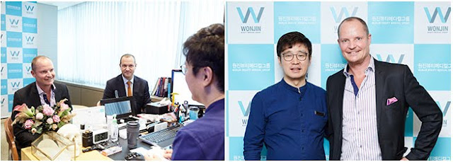 짱이뻐! - Academic Exchange Conference Hosted At Wonjin Plastic Surgery Clinic Seoul Korea