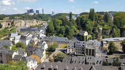 Lussemburgo in giornata