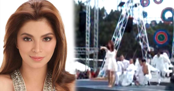 MUST WATCH: Amazing Performance Of Angel Locsin At Showtime!