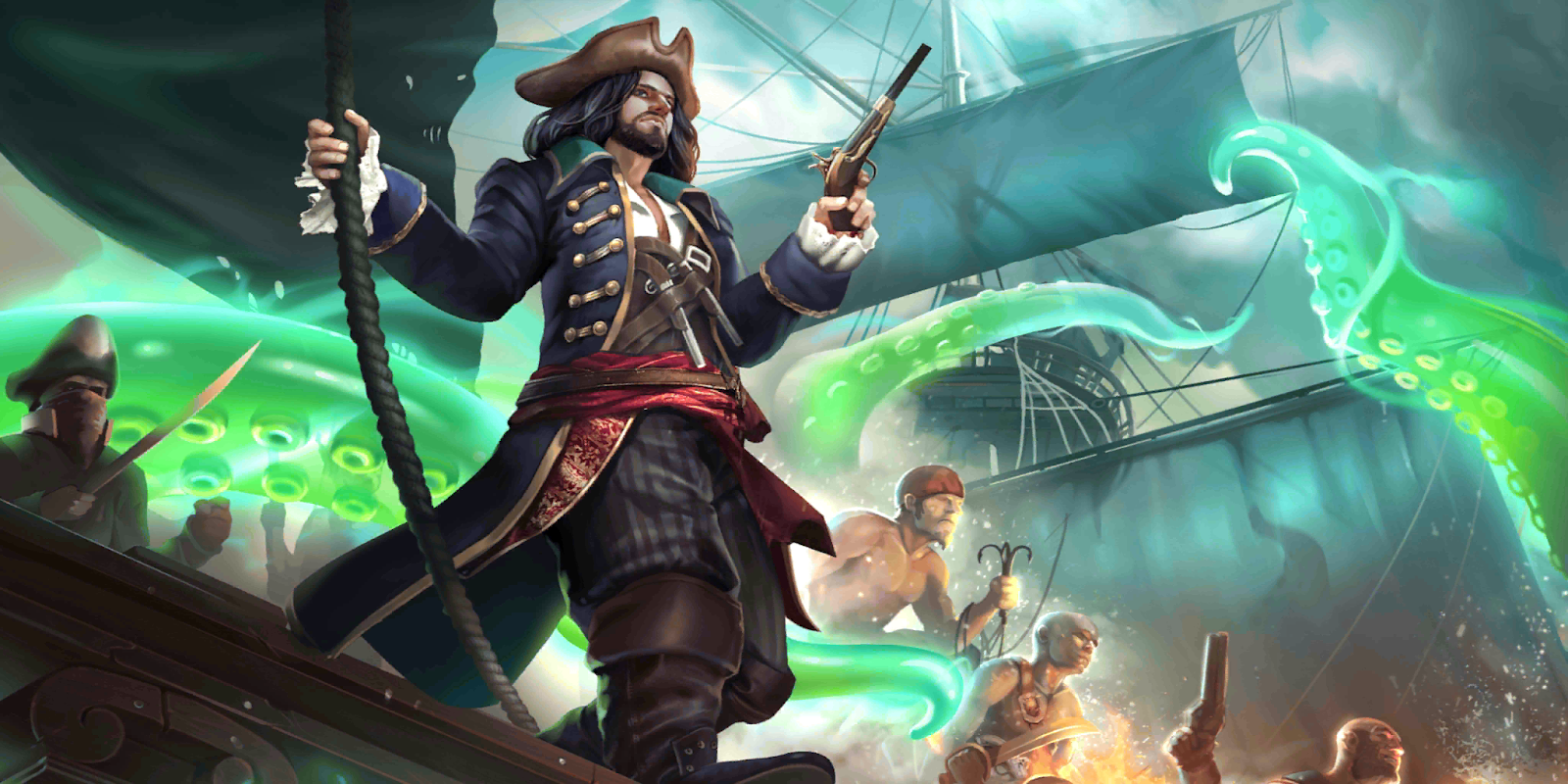 Last Pirate: Island Survival Mod Apk - Andro Ricky