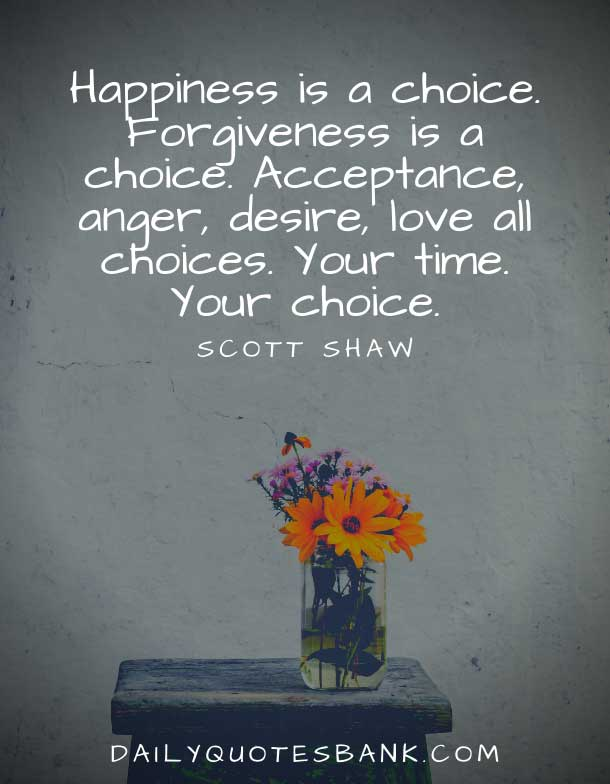 Life Quotes About Forgiveness and Forgetting