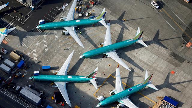 """Más de 400 pilotos demandan a Boeing por un """"encubrimiento sin precedentes"""" de defectos del modelo 737 MAX"""