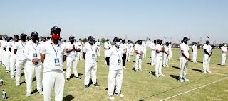 बाबा गुरबचन सिंह मेमोरियल क्रिकेट टूर्नामेंट का हुआ शुभारंभ | #NayaSaberaNetwork