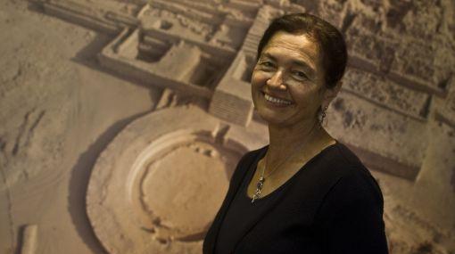 Ruth Shady, arqueóloga y jefa del Proyecto Especial Caral-Supe.