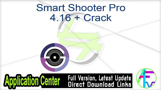 Smart Shooter Pro 4.16 + Crack