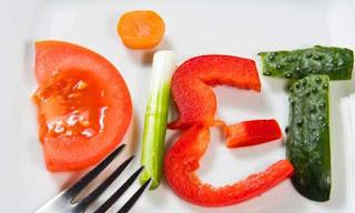 Tips Diet Sehat Cepat Turunkan Berat Badan
