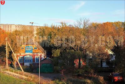Минск. Уманская