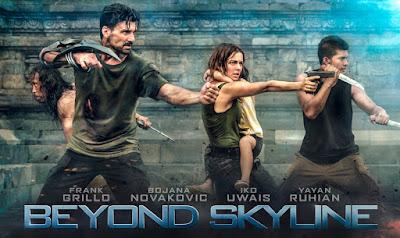Beyond Skyline (2017) With Sinhala Sub