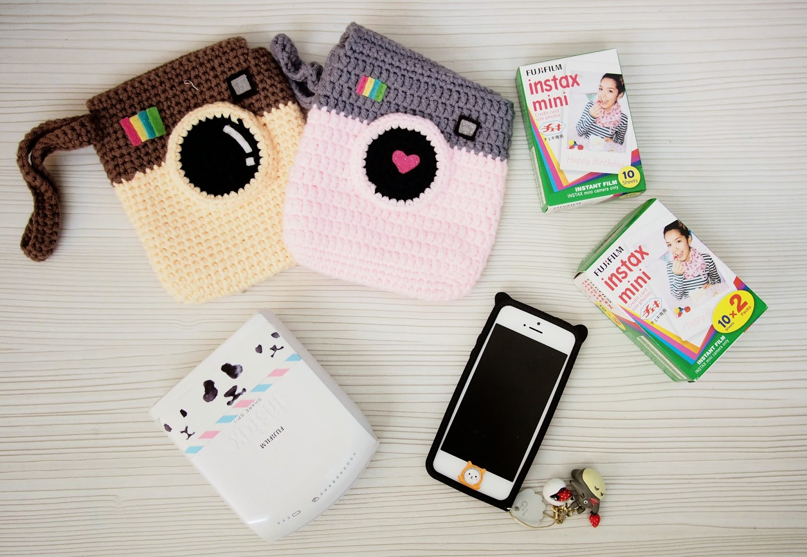 Happiness is Scrappy: Tutorial⎪Printing With FujiFilm Instax SHARE