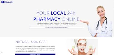 Pharma24 Affiliate Template