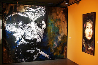 Expo : Au-delà du street art - Musée de la Poste - Jusqu'au 30 mars 2013