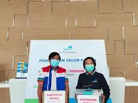 Pertamina Suplai 3.000 Paket Nutrisi  Untuk Tenaga Medis