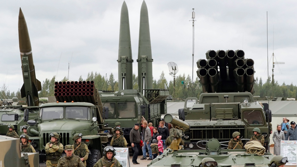 The US will create an additional threat to Russia through missiles