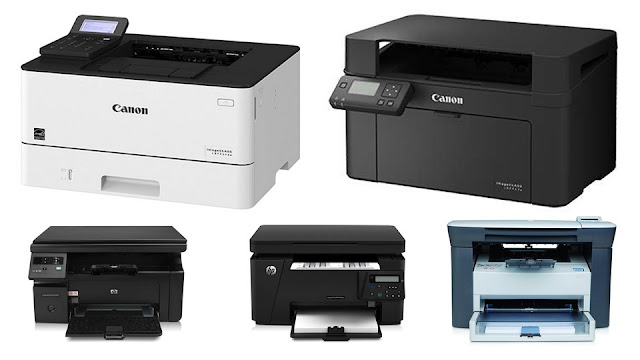 Some best collection of laser printers for home and office in India.