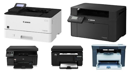 10 Best Laser Printers For Home / Office In India