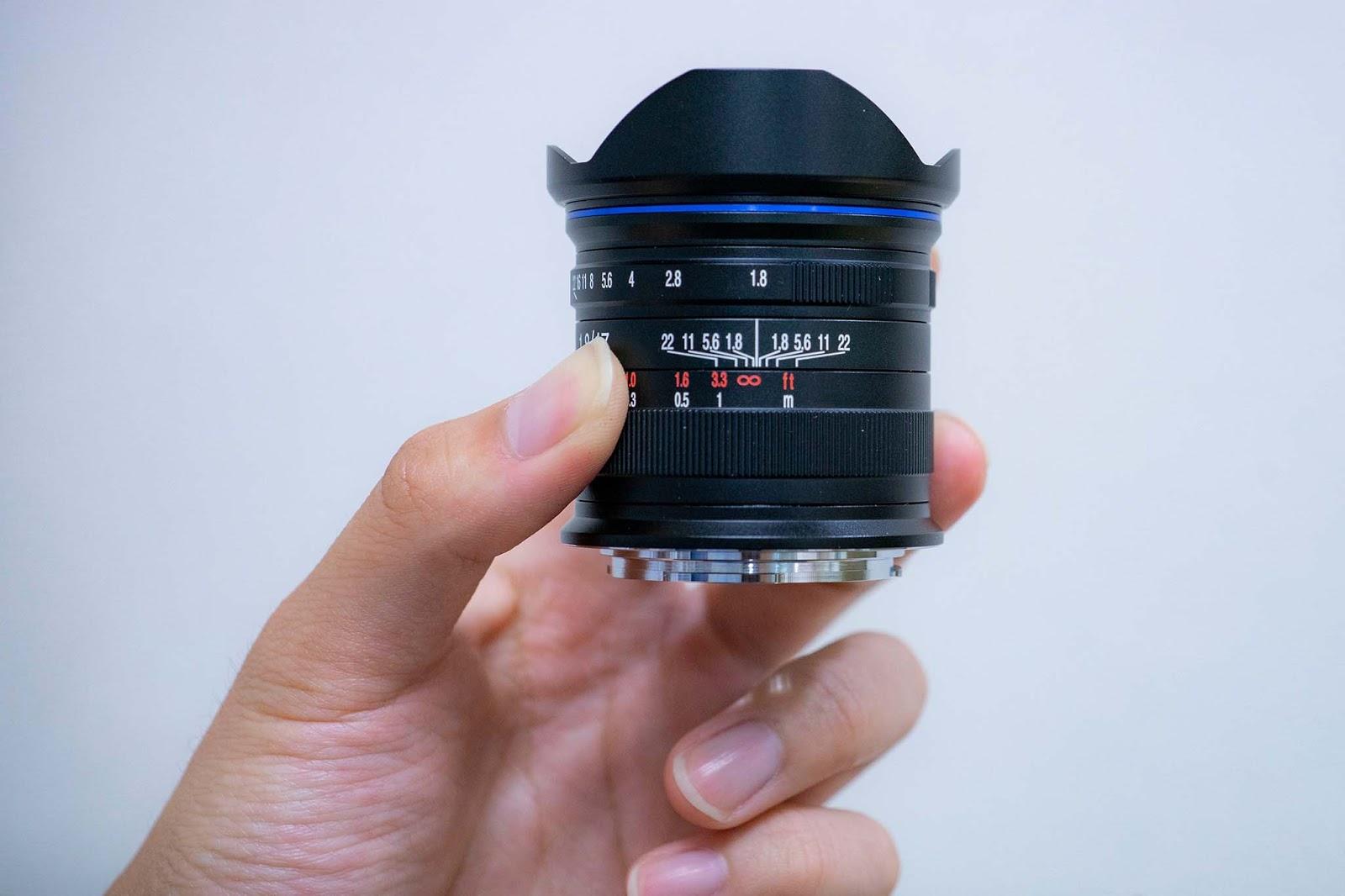 Laowa 17mm f/1.8