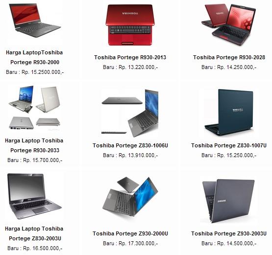 Harga Laptop Toshiba Di Makassar Toko Komputerku