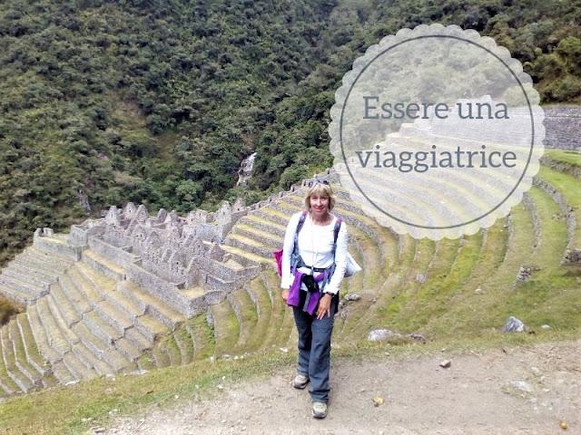 Mi sono resa conto di essere una viaggiatrice in Perù: verso Machu Picchu