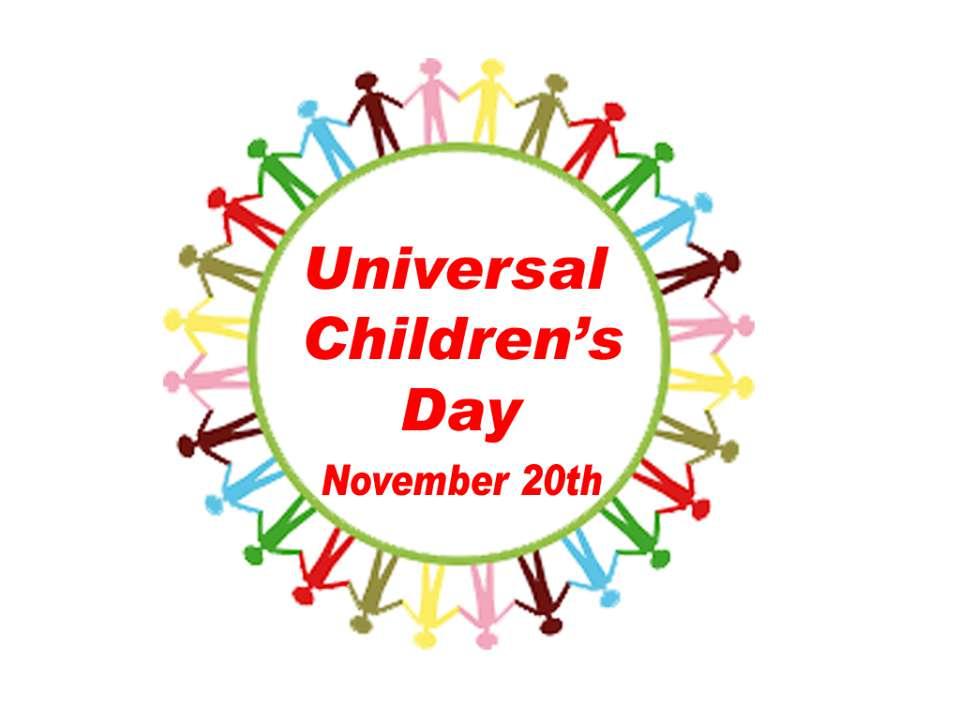 Universal Children's Day Wishes Pics