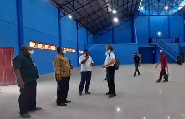 Jonathan Wororomi Ungkap Universitas Cenderawasih Komitmen Sukseskan PON XX Papua.lelemuku.com.jpg