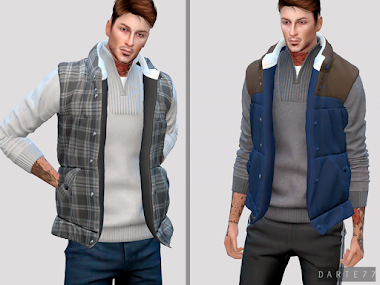 Puffer Vest - Early Access