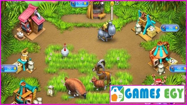 تنزيل لعبة farm frenzy