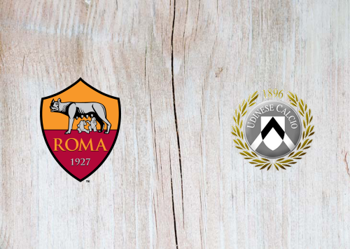 Roma vs Udinese -Highlights 02 July 2020
