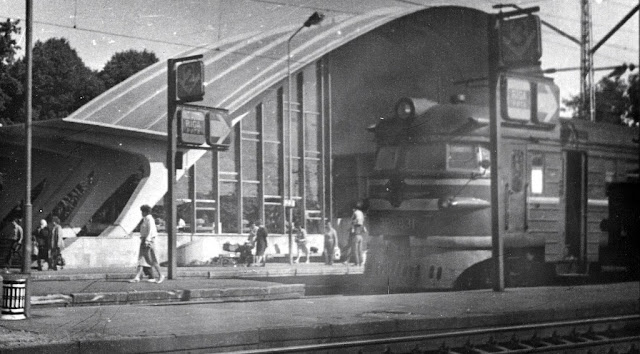 """1985 год. Юрмала. На станции """"Дубулты"""""""