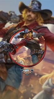 Clint Wild Wanderer Heroes Marksman of Skins V2