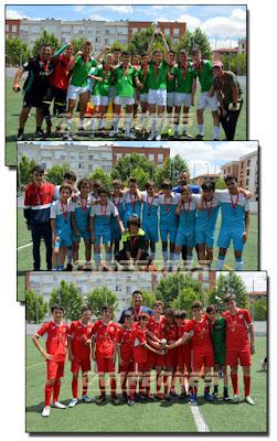 Deporte Escolar Madrid Aranjuez Fútbol Santiago