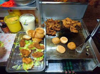 BURGER ATTACK AYAM CRISPY