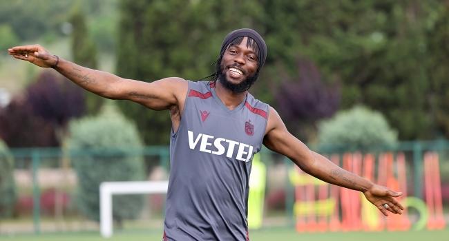 Trabzonspor'un Fildişi Sahilli futbolcusu Gervinho, Önemli açıklamalar da bulundu