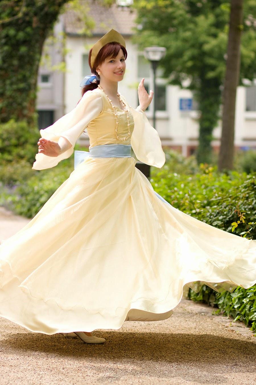 Anastasia vestido