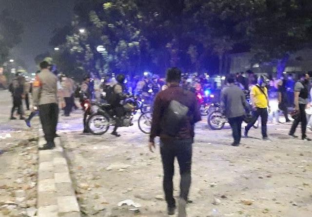 Sengketa Lahan PT Pertamina, Bentrok Ormas Pemuda Pancasila VS Warga Pecah di Pancoran