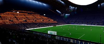 PES 2021 Stadium Stade Orange Velodrome