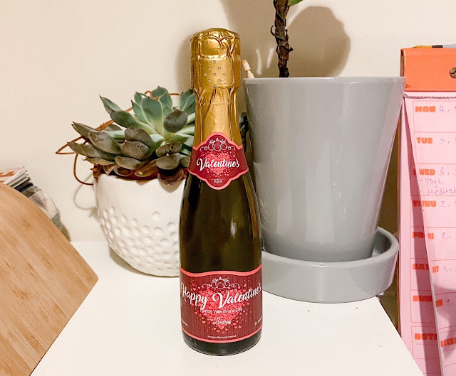 Say it with Champers mini prosecco
