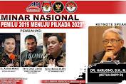 Songsong Pilkada 2020, FISIP Unsrat dan AIPI Manado Gelar Seminar Nasional